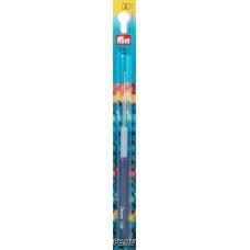 175319 Крючок для тонкой пряжи с пластиковой ручкой и колпачком, сталь, 1,5 мм, Prym