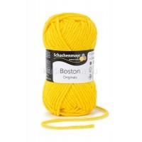 Пряжа Boston - айва (желтый) / quitte 00123