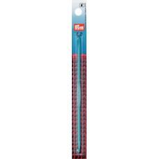 195274 Крючок тунисский, двухсторонний, 4 мм*15 см, Prym