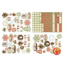Декоративные наклейки арт.CH.16078 'Семейный праздник'