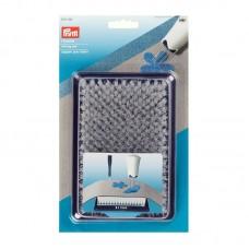 PR.610156 PRYM Подложка для валяния 8*13 см пластик цв. белый/фиолетовый