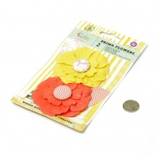 Цветы Blossom арт.575144 7,6 см 2 шт Свежесть в Саду