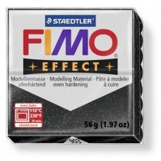 FIMO Effect полимерная глина, запекаемая в печке, уп. 56 гр. цвет: звездная пыль, арт.8020-903