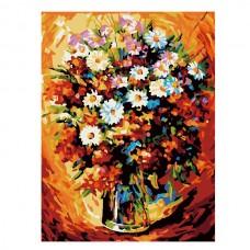 Картины по номерам Molly арт.EX5215 Афремов. Букет (18 Красок) 30х40 см