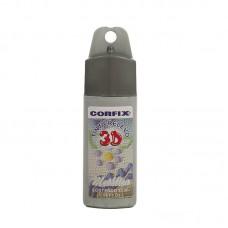 CFX.14500.392 Corfix Контур 3D METALIC 392 серебро 35 мл