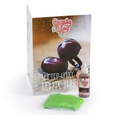 FL.11-0004 FLEUR Candy Clay Масса для лепки. Набор 'Конфетки'