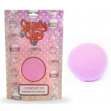 FL.01-0203 FLEUR Candy Clay Полимерная кондитерская глина, клубника со сливками
