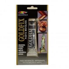 CFX.90020.240 Corfix Паста металлик GOLDFIX 240 серебро 20 мл