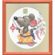 Набор для вышивания  арт.ЧМ.А194 (17,5х15,5 см)