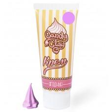 FL.08-0007 FLEUR Candy Clay Масса для лепки. Крем ' Ягодный '