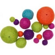 Мягкие шарики арт.DMS- 73324 разн.разм.