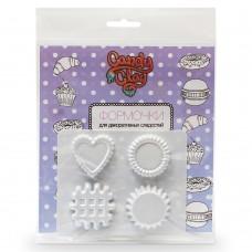 FL.10-0001 FLEUR Candy Clay Блистер ' Печенье'
