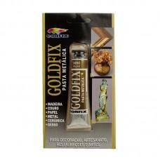CFX.90020.246 Corfix Паста металлик GOLDFIX 246 старое золото 20 мл