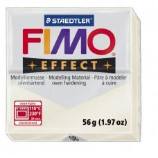 FIMO Effect полимерная глина, запекаемая в печке уп.56 гр цв.перлам.мет арт.8020-08