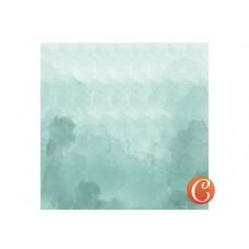 Бумага для скрапбукинга арт.CH.14026 'Туманное утро' 29х29 см