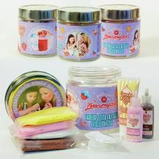 FL.11-0001 FLEUR Candy Clay Масса для лепки. Набор 'Декор баночки'