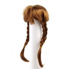 Волосы для кукол арт.КЛ.20539  П80 (косички)