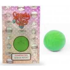 FL.01-0204 FLEUR Candy Clay Полимерная кондитерская глина, зеленое яблоко