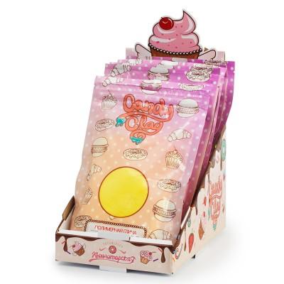 FL.01-0207 FLEUR Candy Clay Полимерная кондитерская глина (18шт.)