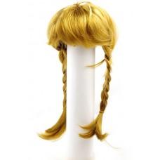 Волосы для кукол арт.КЛ.20544  П100 (косички)