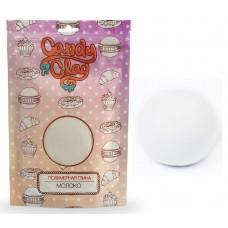 FL.01-0201 FLEUR Candy Clay Полимерная кондитерская глина, молоко
