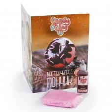 FL.11-0003 FLEUR Candy Clay Масса для лепки. Набор 'Пончик'