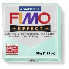 FIMO Effect полимерная глина, запекаемая в печке, уп. 56 гр. цвет: мята, арт.8020-505