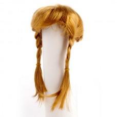 Волосы для кукол арт.КЛ.20747  П80 (косички)