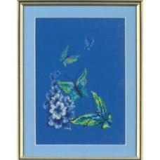 Набор для вышивания  арт.ЧМ-197  СР 15,5x21,5 см