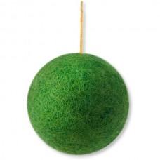 Войлок Большой зеленый шар арт.DMS- 72-08224 d-5см