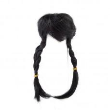 Волосы для кукол арт.КЛ.21413  П50 (косички)