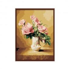 Картины по номерам Molly арт.G063 Нежность (30 Красок) 1/30 40х50 см