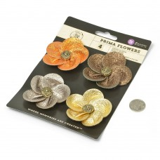 Цветы Briella арт.574864 5-7 см 4 шт Красивые